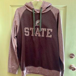 Michigan State Spartans hoodie. Size medium.